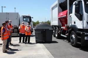 Espagne : des bennes à ordures au gaz naturel pour Castello
