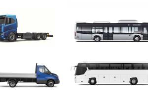 Bus, camions, utilitaires : les véhicules GNV référencés à l'UGAP