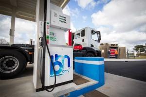 Bretagne : la station GNV de Caudan officiellement inaugurée