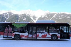 La Vallée de Chamonix reçoit ses deux premiers bus au gaz naturel