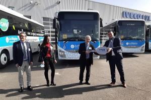 Loire : les autocars Chazot passent au gaz naturel