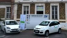 Deux voitures au gaz naturel pour la ville de Chennevières