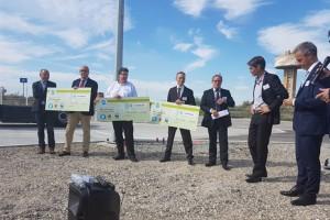 AAP GNV : Proviridis remet ses premières subventions aux transporteurs