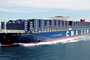 CMA CGM adopte le GNL pour ses porte-conteneurs