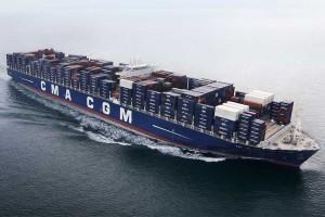 Total va alimenter les porte-conteneurs GNL de CMA CGM