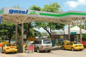 Plus de 500.000 véhicules GNV en circulation en Colombie