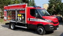 Du GNV pour les véhicules d'intervention des sapeurs pompiers