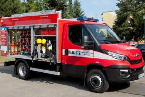Du GNV pour les v�hicules d�intervention des sapeurs pompiers