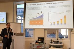 Poids-lourds GNV : la filière confiante sur l'atteinte des objectifs 2030