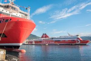 Corsica Linea commande son premier ferry au GNL