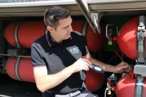Camions GNV et contrôles CID : une obligation peu connue des transporteurs