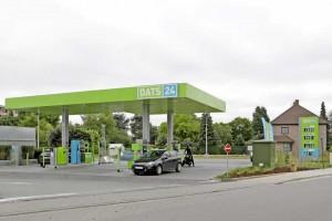 La Belgique inaugure sa centième station GNV