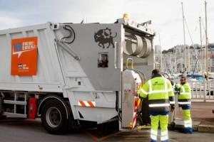 Derichebourg va exploiter des bennes à ordures GNV à Caen