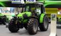Deutz présente un prototype de tracteur agricole au GNV