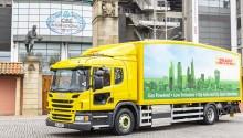 DHL Supply Chain fait le choix du GNL pour ses livraisons parisiennes