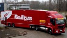 DHL inaugure son premier camion GNL en Belgique