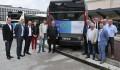 Dieppe Maritime : deux bus GNV à l'essai avec GRDF