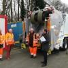 Dans les Côtes-d'Armor, Dinan teste une benne à ordures au GNV