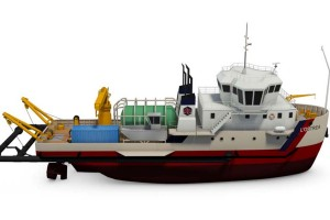 Une drague GNL pour Bordeaux Port Atlantique