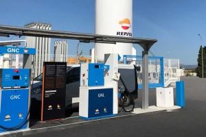 L'UE soutient la construction de 15 nouvelles stations GNV en Espagne