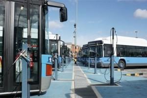 A Madrid, EMT prépare la montée en puissance de sa flotte de bus GNV