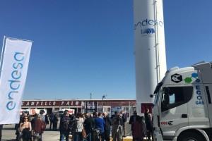 Espagne : Endesa ouvre une première station-service GNL dans la province de Murcia