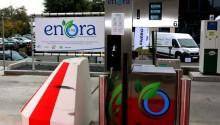 La mobilité gaz naturel s'étend à Bruxelles avec Enora