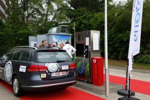 Belgique - Enora �tend son r�seau avec une nouvelle station GNV � Nivelles