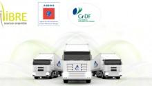 GNV en Vallée de l'Arve - L'ADEME et GrDF valident les premiers financements