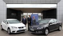 Audi, Seat et VW s'associent à Madrileña Red de Gas pour promouvoir le GNV en Espagne