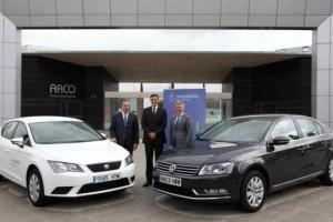 Audi, Seat et VW s�associent � Madrile�a Red de Gas pour promouvoir le GNV en Espagne