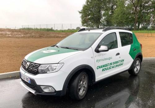 Voiture GNV : On a testé la Dacia au gaz naturel