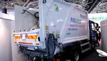 Allison Transmission révèle une benne GNV à Pollutec