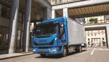 43 camions au gaz pour la ville de Milan