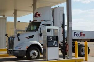 Camions GNV : FedEx Freight met les gaz dans l'Oklahoma