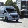 Fiat Ducato GNV : nouvelle version en 2020