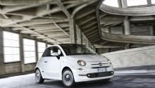 Fiat présente la nouvelle Fiat 500 GPL