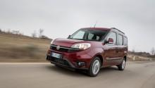 Fiat annonce les tarifs du nouveau Doblo GNV