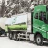 Finlande : un premier camion au biogaz pour collecter le lait