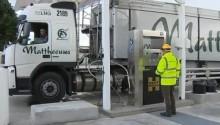 GNL - Fluxys et Mattheeuws Eric Transport inaugurent une station en Belgique