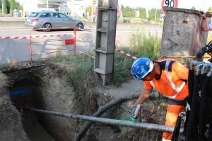 Avignon : GRDF finalise le raccordement de la future station GNV de Total