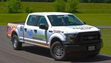 Le pick-up Ford F-150 passe au gaz naturel