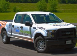 Le pick-up Ford F-150 passe au gaz naturel