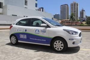 Un véhicule éthanol GNV en tournée en Amérique du Sud