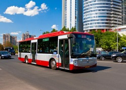 Pékin commande 1500 bus au gaz naturel à Foton
