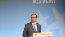 François Hollande exprime son soutien à la filière GNV