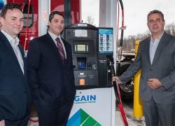 Gain Clean Fuel inaugure sa première station GNV publique au Québec