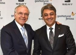 Seat et Gas Natural Fenosa partenaires pour promouvoir le GNV en Espagne