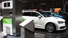 La voiture au gaz naturel s'invite au salon de l'automobile de Genève 2016