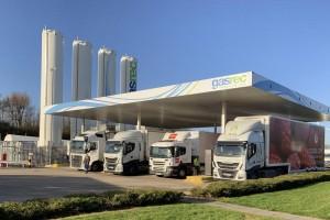 Royaume-Uni : une demande en GNV record pour Gasrec